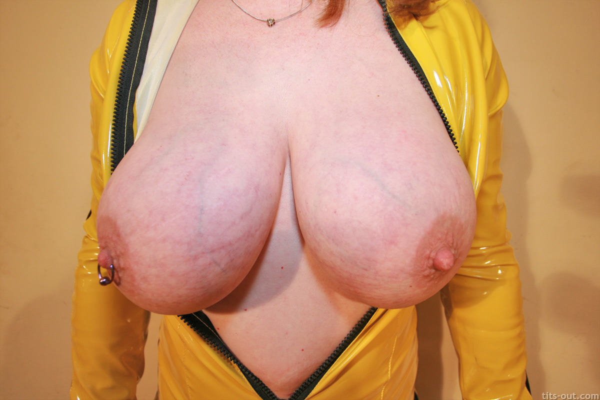 Large naked breasts-4250