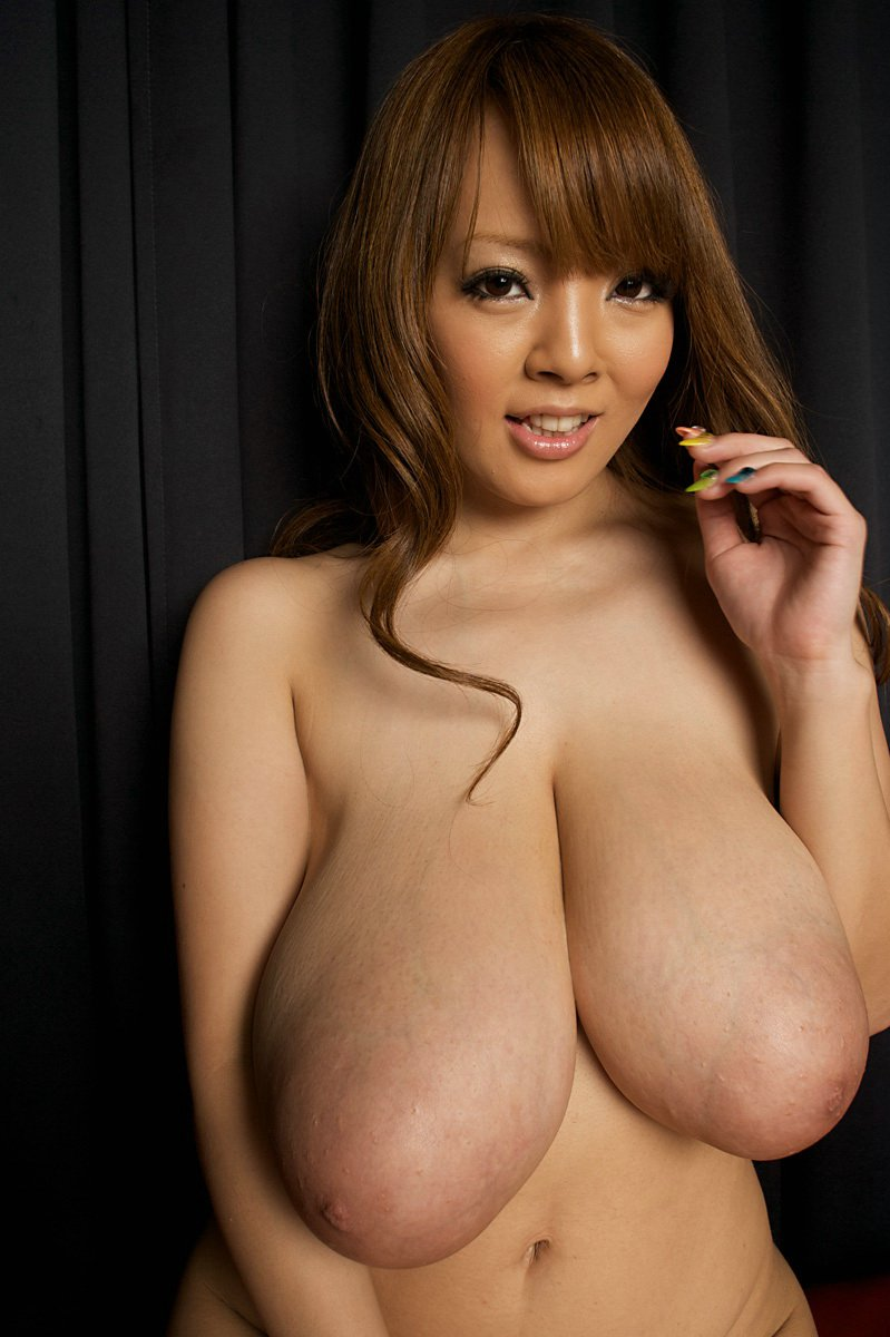 Japanese Girl Huge Tits